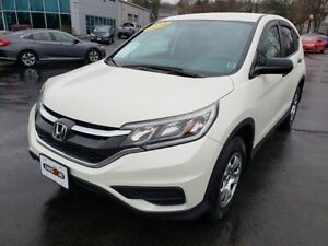 2016 Honda CR-V LX / Heated Seats / Bluetooth