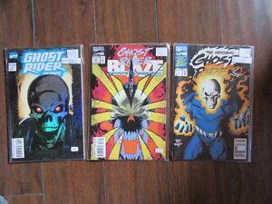 COMICS - GHOST RIDER 2099 / ORIGINAL G. RIDER / BLAZE - REDUCED!