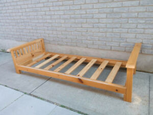 single solid wood bed for sale #234234 _________________________