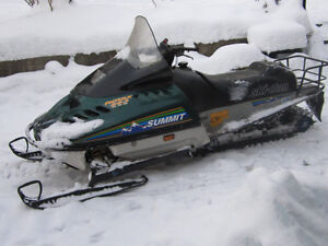 snowmobile for sale