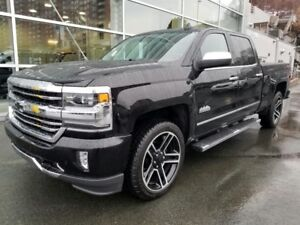 2018 Chevrolet Silverado 1500 Crew Cab High Country