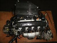 JDM HONDA CIVIC D17A VTEC ENGINE, AUTO TRANSMISSION, 02-05