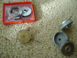 Main and Nose Gear Brakes for R/C Model Airplanes