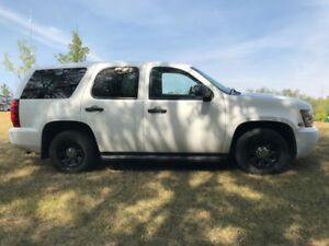 2013 Chevy Tahoe LS 2WD POLICE PURSUIT PACKAGE