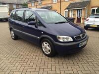 2004 Vauxhall Zafira 2.0 DTi 16v Design 5dr
