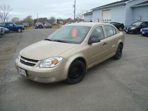 2005 CHEVROLET COBALT 4DR $2300 TAX'S IN CHANGED INTO UR NAME