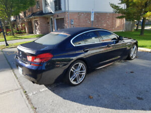 For Sale BMW 640 xi  Grand Coupe 2014