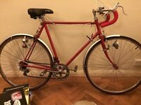 VINTAGE RETRO SUNN ROAD RACING BIKE IDEAL STUDENT COMMUTER BICYCLE