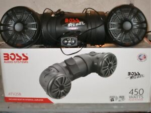 Boss Audio System ATV25B 450 WATTS