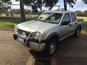 2006 HOLDEN RODEO 3.0L T/D MANUAL 4X4 UTE $5590 with 1 YEAR WARRANTY Leederville Vincent Area Preview