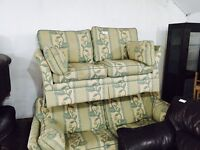 As new fabric 3 and 2 sofa set