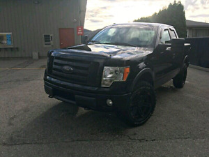 Fx ford F150 2009
