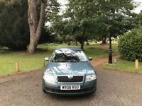 2008/08 Skoda Octavia 1.6 FSI Ambiente 5 Door Hatchback (FINANCE AVAILABLE)