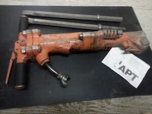 Air Breaker Good Condition with 2 New Chisels
