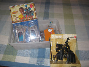 """New """"Schleich Knight and Horse"""" St. John's Newfoundland image 1"""