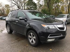 2011 ACURA MDX AWD * LEATHER * SUNROOF * REAR CAM * NAV * DVD *  London Ontario image 8