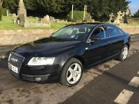 2006 56 AUDI A6 2.0 TDI SE TURBO DIESEL 138 SALOON 6 SPEED MANUAL /Full Leather