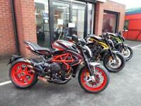Brand New 2020 MV Agusta Dragster 800 RC Limited Edition No 59 of 350 Produced