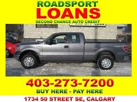 2011 FORD F150 $29 DN TO QUALIFY BAD CREDIT OK APPLY NOW Calgary Alberta Preview