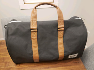 Brand new Herschel Novel duffle bag