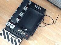 Ipb10 programmable pedalboard