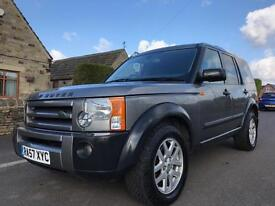 2008 LAND ROVER DISCOVERY 2.7 TDV6 XS AUTO