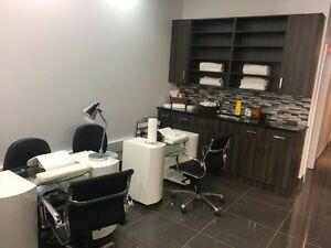 Shadified now leasing  nail / pedicure/ wax room  Strathcona County Edmonton Area image 1