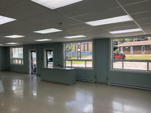Commercial Space Available for Lease- FIRST MONTH IS FREE!
