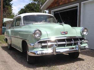 1954 Chevrolet 210 Delray 2-Dr Sedan