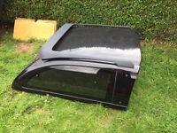 Mitsubishi L200 canopy