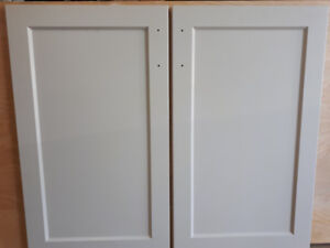 New Shaker Style Cabinet Doors and Drawer fronts for sale.