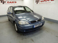 Vauxhall/Opel Astra 1.6i Club - PART EXCHANGE TO CLEAR!