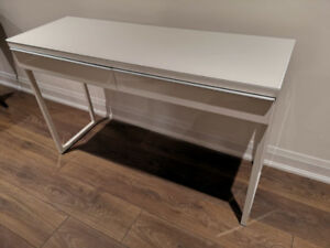 IKEA BESTÅ BURS Table with Premium Glass Top for ONLY $200!!!