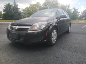2009 saturn Astra XE safety