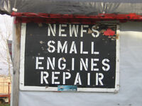 NEWFS SMALL ENGINE REPAIR