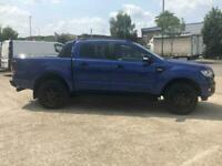 2018 Ford Ranger Pick Up Double Cab Wildtrak 3.2 TDCi 200 Auto X Edition PICK UP