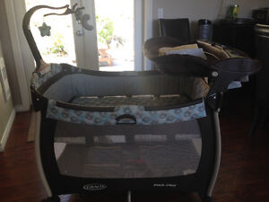 Used Graco Pack & Play