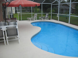FLORIDA VACATION HOME - Davenport Florida 7 min. from DISNEY