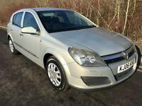 2006 VAUXHLL ASTRA 1.6 5 DOOR - LONG MOT EXCELLENT DRIVER CHEAP TO RUN