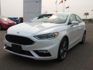 2017 Ford Fusion SPORT CERTIFIED PRE-OWNED