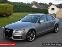 **19' TTRS Alloys & tyres for Audi A4 etc**