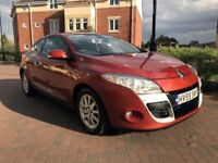 Renault Megane 1.9 DCI 130 PRIVILEGE COUPE-CABRIO (orange) 2009