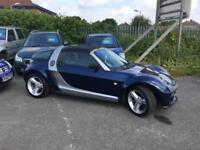 2006 06 Smart Roadster 0.7 Coupe, 12 services, Paddles, A/C