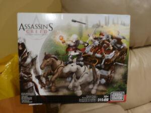 Assassins Creed Mega Bloks Set
