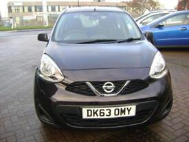 Nissan Micra 12 80ps Visia TEN SERVICE STAMPS SEEING IS BELIEVING