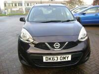 Nissan Micra 1.2 ( 80ps ) Visia TEN SERVICE STAMPS SEEING IS BELIEVING