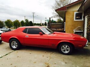 1971 Mustang Coupe - 302 HO Engine - Excellent Condition