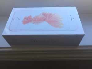 SEALED Brand New Iphone 6s 128GB Rose Gold