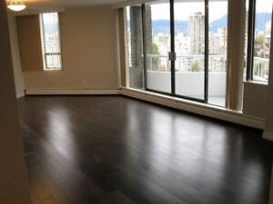 Large & bright 2 bedroom facing North on 23rd floor