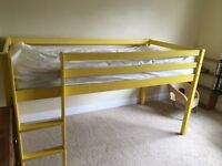 FREE children's cabin bed and mattress